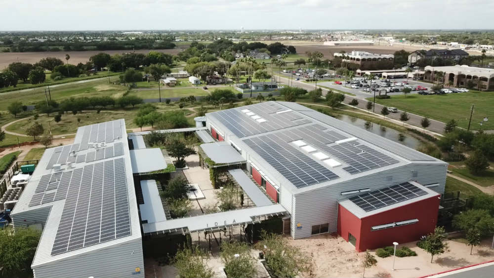 IDEA Public Schools Powers Up on Sunshine with Alba Energy