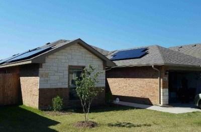 Dallas Texas Home Solar Panel Installation