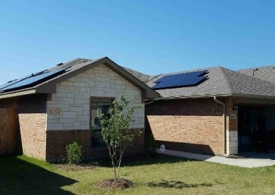 7 kW Solar Panel Installation in Dallas, Texas