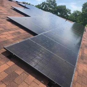 Dallas-Texas-Solar-Power-System