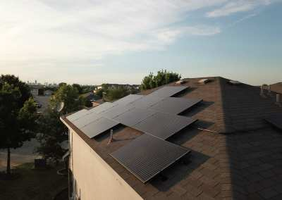 4 kW Solar Panel Installation in South Austin, Texas