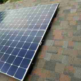 Luling TX Home Solar Panel Installation-4