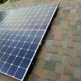 Luling TX Home Solar Panel Installation-4