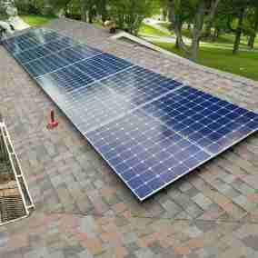 Luling TX Home Solar Panel Installation