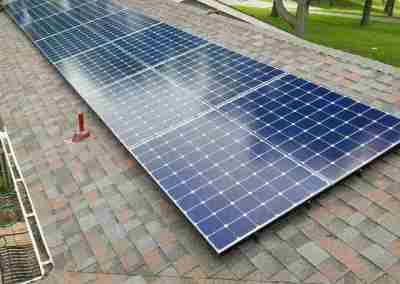 9 kW Solar Panel Installation In Luling, Texas