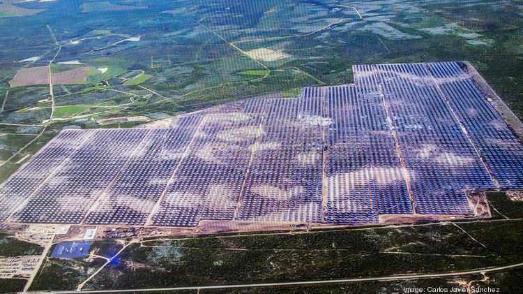 Solar Farms Are Popping Up All Across Texas Alba Energy