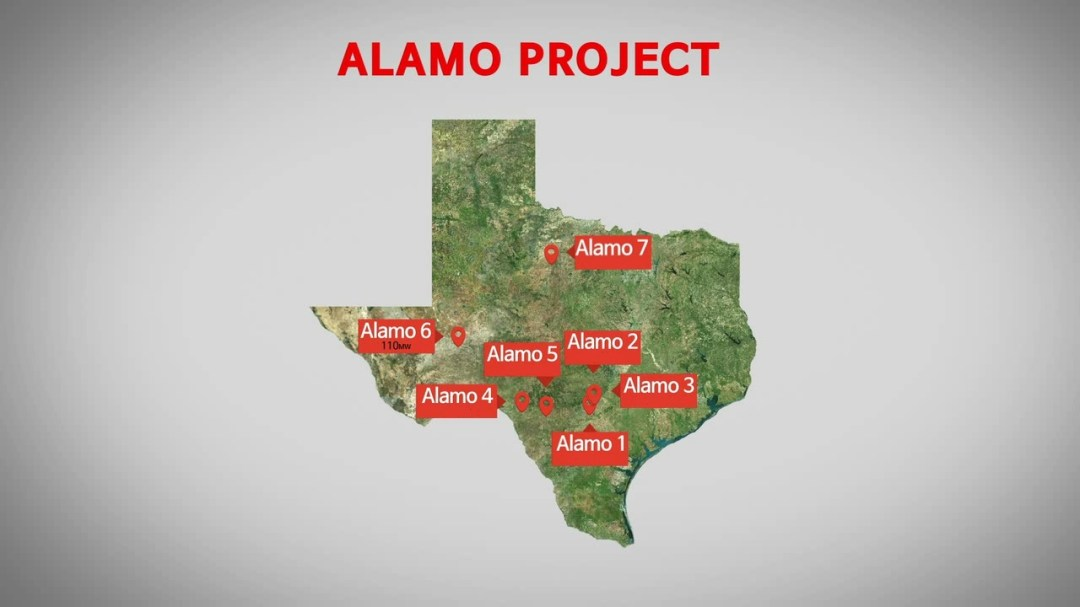 Solar Farms Are Popping Up All Across Texas | Alba Energy