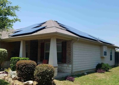 7 kW Solar Panel Installation in Grand Prairie, Texas