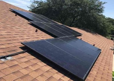 9 kW Solar Panel Install in Bulverde, Texas