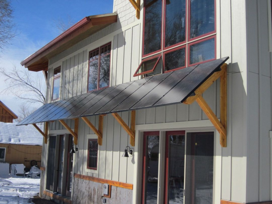 Awnings, Canopies, And Other Solar Alternatives To Your ...