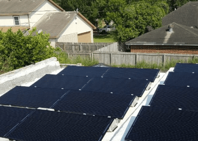 10 kW Solar Panel Installation in Weslaco, Texas