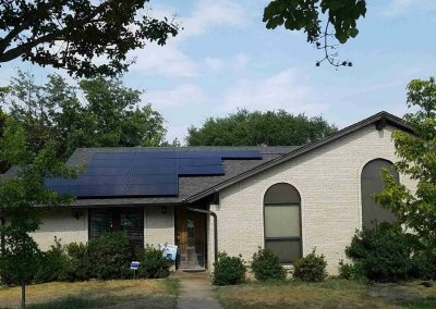 10 kW Solar Panel Install in Plano, Texas