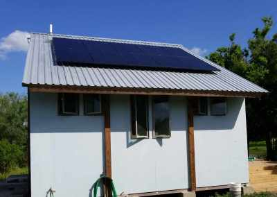 San Benito, Texas Home Solar Power System