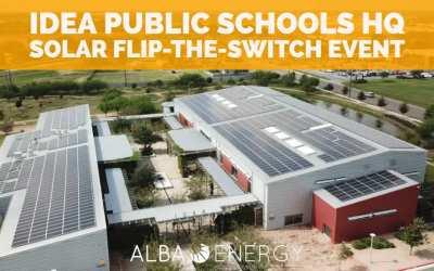 Solar Unveiling Tonight in Weslaco, Texas