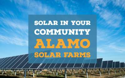 Solar In Your Community – Alamo Solar Farms