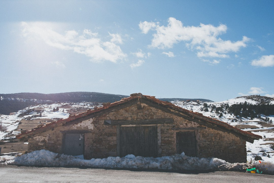 Sesión pareja nieve - Alba Escrivà -6673