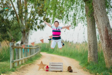 reportaje comunion divertido niños