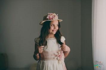 fotos comunion estudio somnbrero comunion