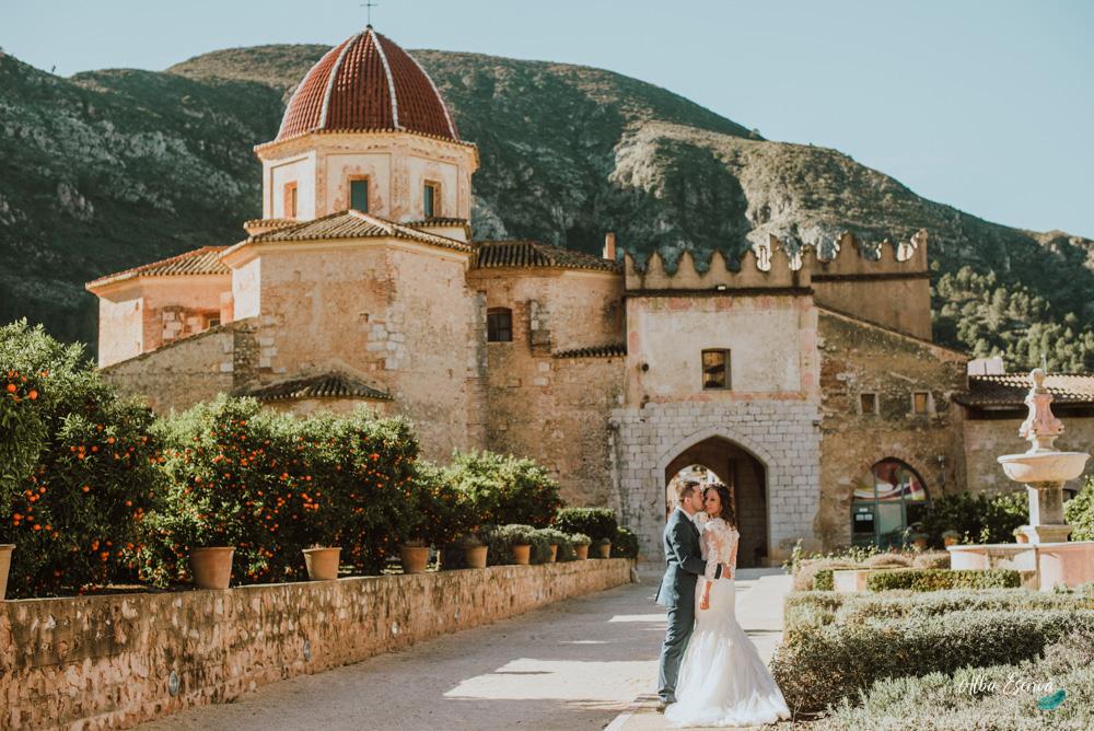 monasterio valldigna castillo bodas