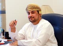 قيس بن علي القاسمي محامي وقاضي السابق