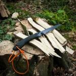 Utiliser une scie en Bushcraft