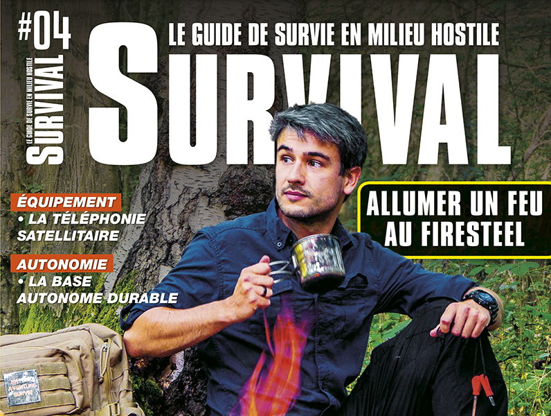 Le Magazine Survival