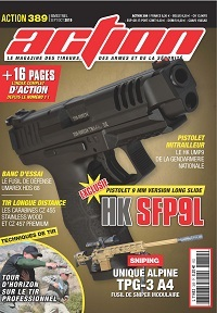 ACTION GUN MAGAZINE 389