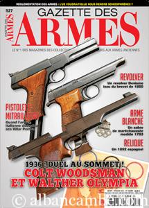 La gazette des armes 527