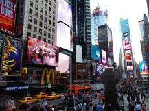 Time Square © Taste of USA
