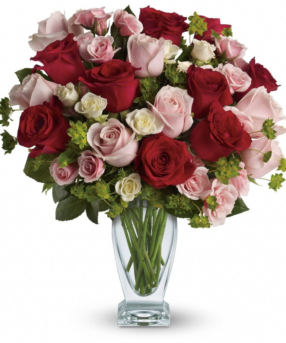 The Most Popular Valentines Day Flowers Albanian Journalism