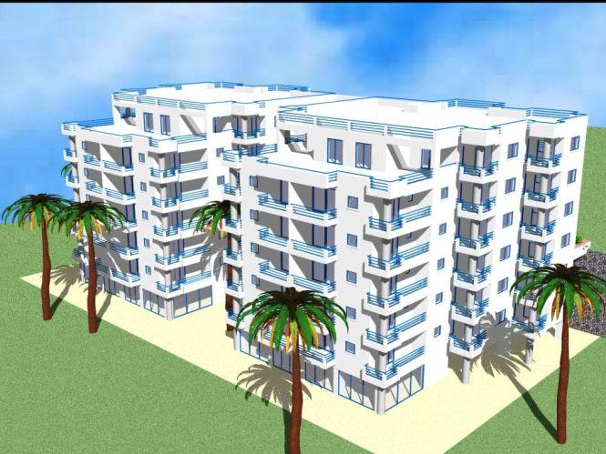 Saranda Property For Sea Resort Apartments In Albania