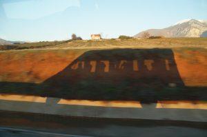 Furgon: Minibus in Albanien