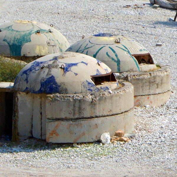 Wie viele Bunker gibt es in Albanien?