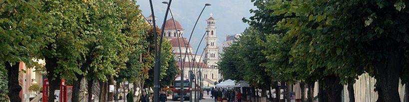 Kathedrale von Korça, Albanien
