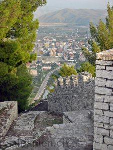Berat (Albanien): Neue Stadtteile