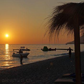Dhërmi Strand Albanien