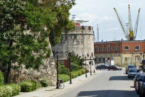 Venezianischer Turm & Stadtmauer Durrës