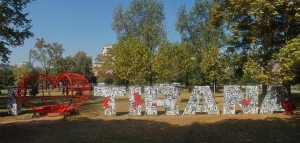 I love Tirana