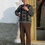 Albaner: Alter Mann in Korça