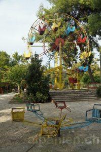 Kuçova: Vergnügungspark