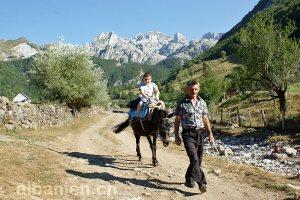 Albanische Alpen: Lepusha und Bjeshket e Namuna
