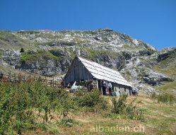 Alphütte bei Nikç