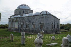 Bleimoschee Shkodra, Albanien