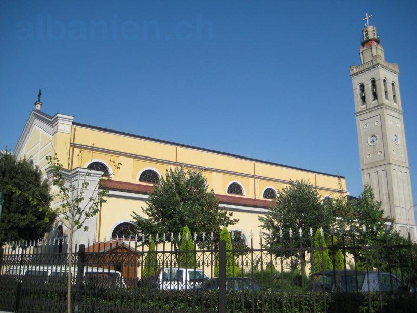 Shkodra Kathedrale