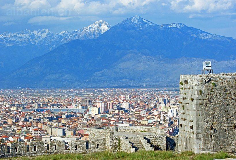 Shkodra und Albanische Alpen