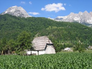 Valbona, Albanien