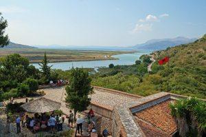 Burg und Museum von Butrint
