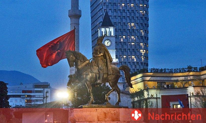 Nachrichten Albanien