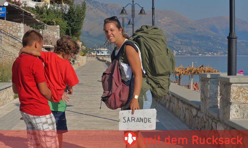 Backpacker Guide Albania