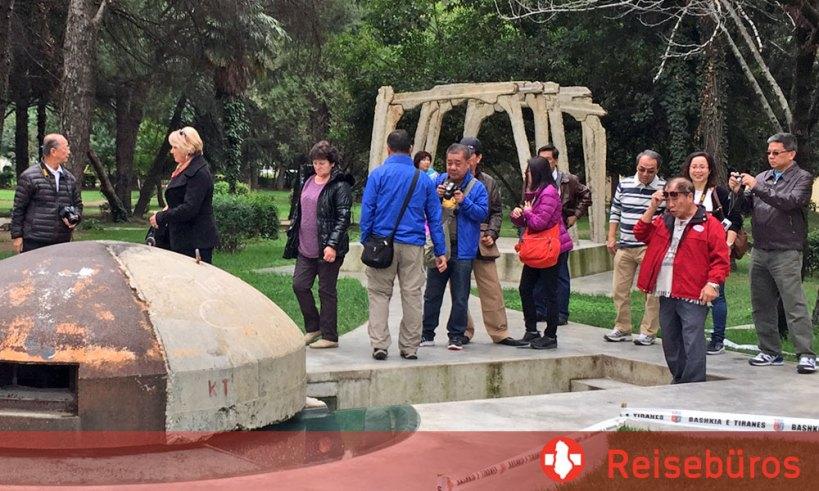 Reiseveranstalter für Albanien